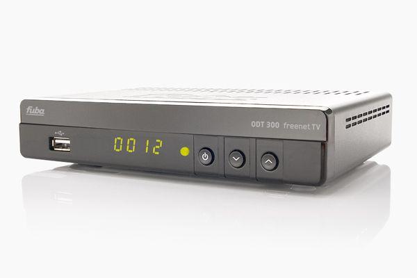 DVB T2 ist jetzt verfügbar Ihr Sanitärinstallateur aus